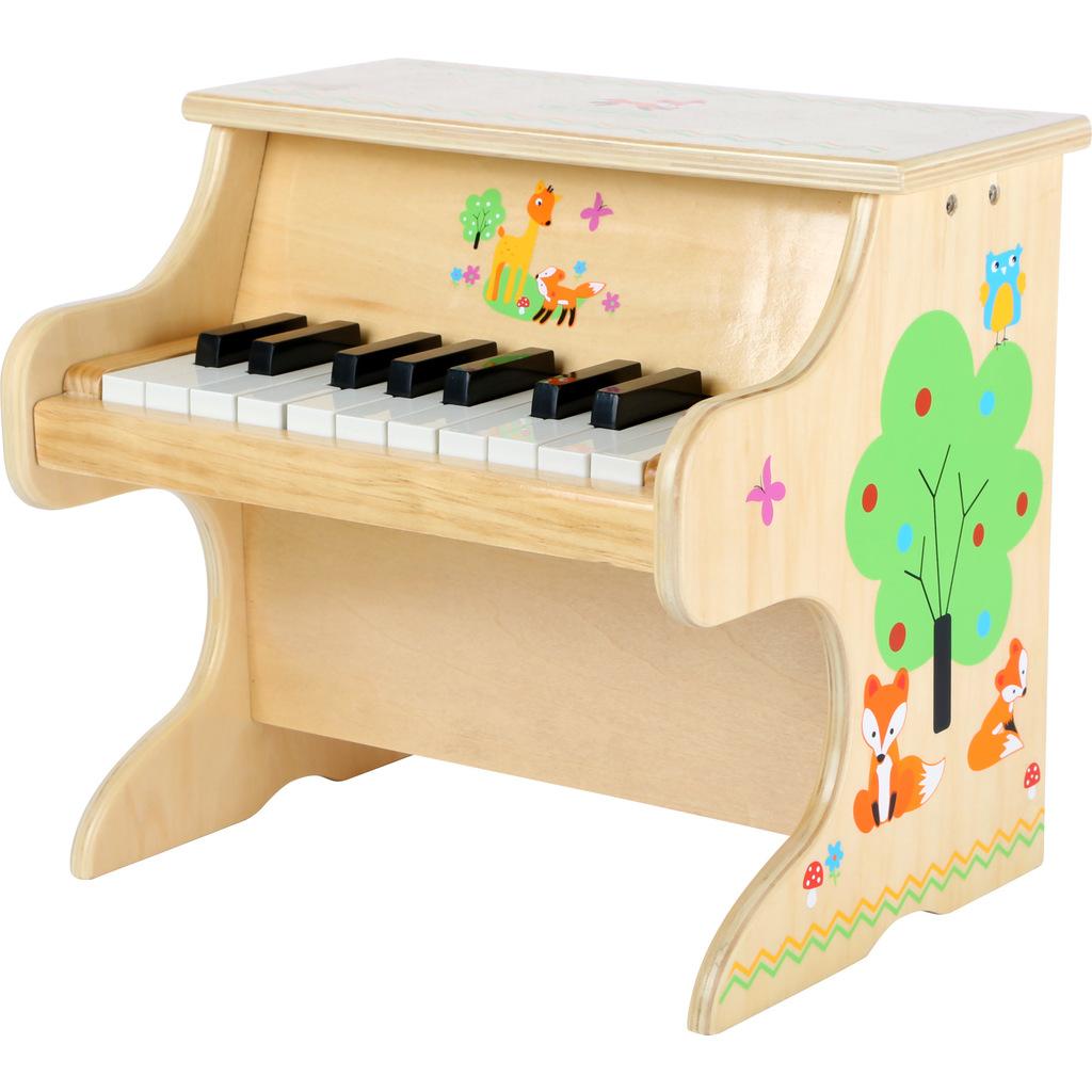 Klavier für Kinder bunt