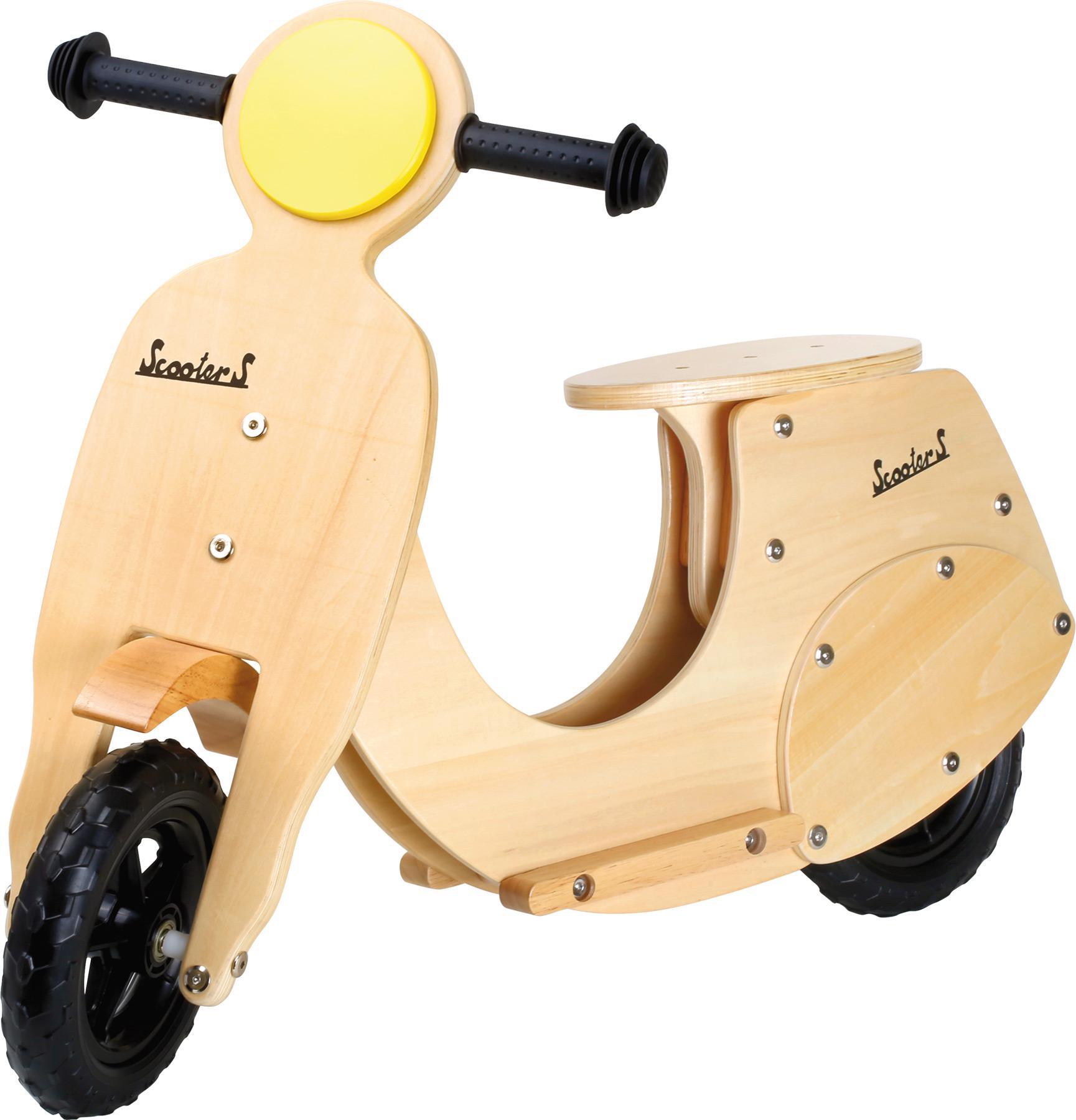 Laufrad Motorroller
